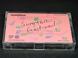 Кассета GoldStar SF 60 Summer Festival