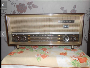 Продам приёмник Vintage sony 3 speaker all transistor