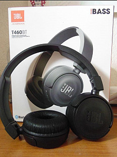 Продам bluetooth наушники JBL T460BT Pure BASS