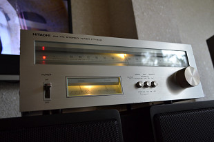 "AM-FM стерео тюнер ""HITACHI FT-340"" Made in Japan. 1977г!"