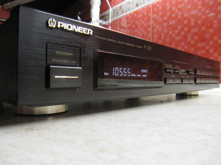 AM/FM Тюнер PIONEER F-229 HI-FI (made in Japan) + ПАСПОРТ