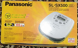 CD player Panasonic SL - SX500 Japan (NOS) Новый Хранение
