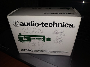 AUDIO-TECHNICA ''AT10G''
