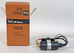 DUAL MCT 101 Step-Up Transformer (SUT) - трансформатор МС